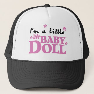 Girl I'm a Doll Trucker Hat