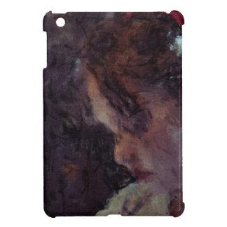 Girl - Impressionist Art by Johannes Krantz Cover For The iPad Mini
