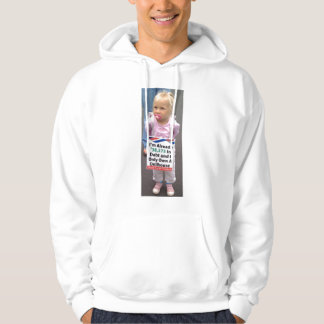 Girl In Debt Owns Only Doll House Hoodie