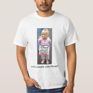 Girl In Debt Owns Only Doll House Shirt