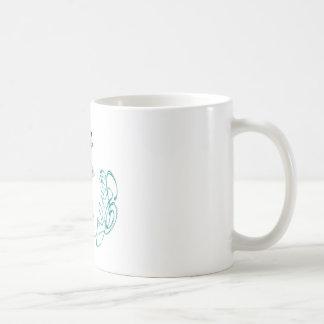 Girl in Gasmask Allergy Coffee Mug