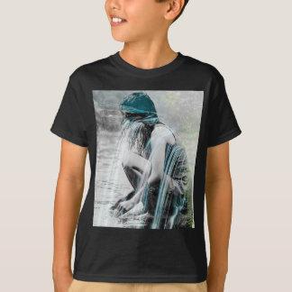 Girl in the Waterfall T-Shirt