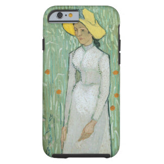 Girl in White, 1890 (oil on canvas) Tough iPhone 6 Case
