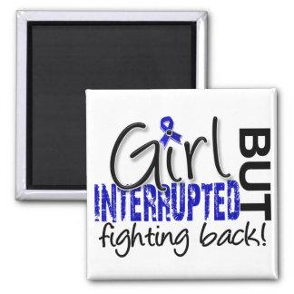 Girl Interrupted 2 CFS Refrigerator Magnet