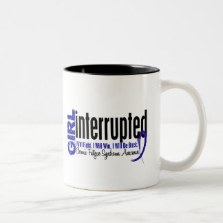 Girl Interrupted CFS Chronic Fatigue Syndrome Coffee Mugs