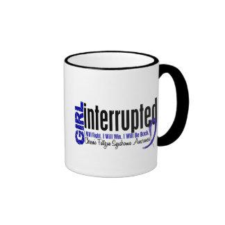Girl Interrupted CFS Chronic Fatigue Syndrome Mug