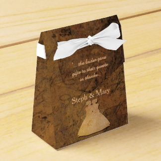 Girl Meets Girl Story Lesbian Wedding Favor Box II