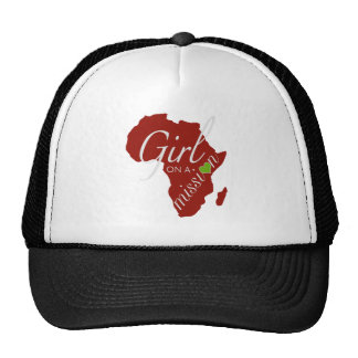 Girl on a Mission Cap