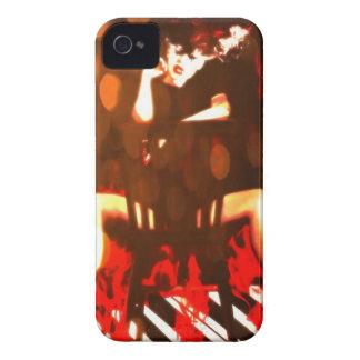 Girl On Fire Blackberry Bold Cases