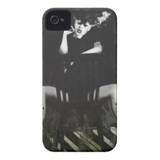 Girl On Fire Case-Mate iPhone 4 Case