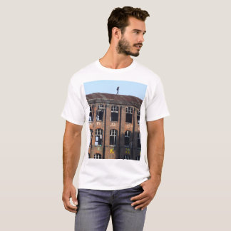 Girl on the Roof 01.0, Lost Places T-Shirt