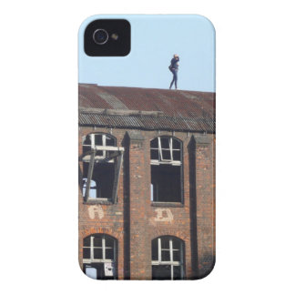 Girl on the Roof 02.2, lost places iPhone 4 Cover