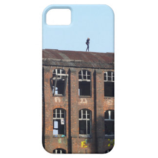 Girl on the Roof 02.2, lost places iPhone 5 Case