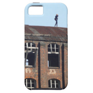 Girl on the Roof 02.2, lost places Tough iPhone 5 Case