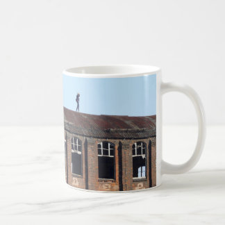 Girl on the Roof - Lost Places 1.2 Coffee Mug