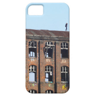 Girl on the Roof - Lost Places Barely There iPhone 5 Case