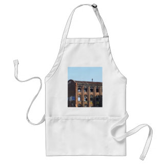 Girl on the Roof - Lost Places Standard Apron
