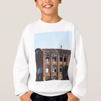 Girl on the Roof - Lost Places Sweatshirt