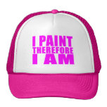 Girl Painters : I Paint Therefore I Am