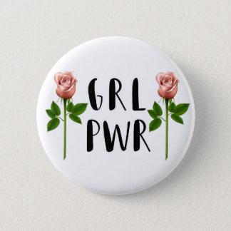 GIRL POWER ~ Button