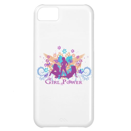 girl power case for iPhone 5C