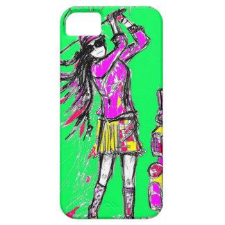 girl power iPhone 5 case