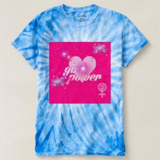 Girl Power Cyclone Swirl T-Shirt