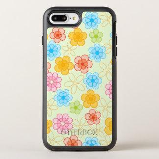 Girl Power Flower Power OtterBox Symmetry iPhone 8 Plus/7 Plus Case