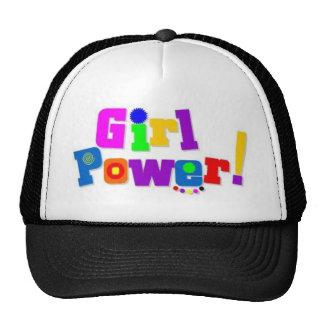 Girl Power Mesh Hat