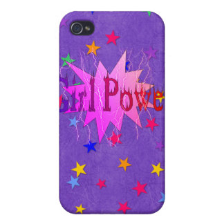 Girl Power Case For iPhone 4