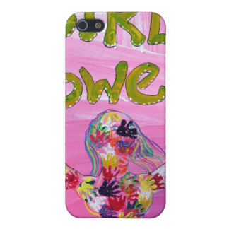 Girl Power iPhone 5 Cases