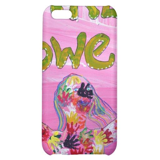 Girl Power iPhone 5C Case