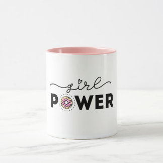 Girl Power Mugs