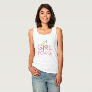 GIRL POWER SINGLET