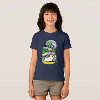 Girl Power theme t-shirt