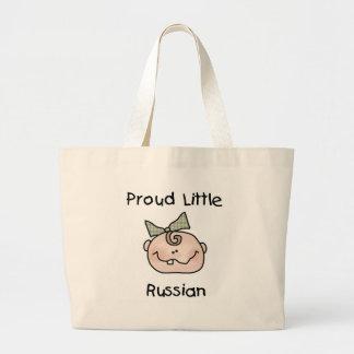 Girl Proud Little Russian Jumbo Tote Bag