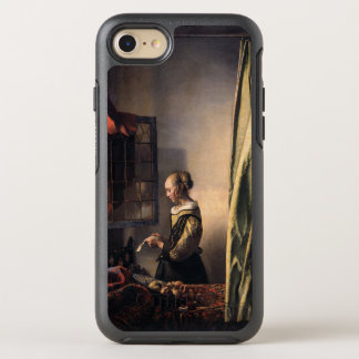 Girl Reading Letter at Open Window Vermeer OtterBox Symmetry iPhone 7 Case