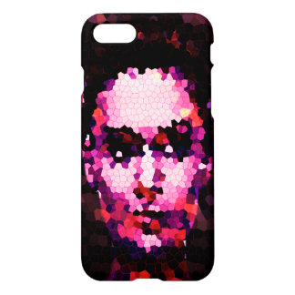 Girl red crystals iPhone 8/7 case