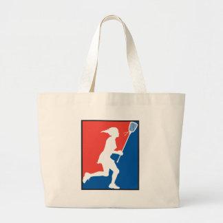 Girl s Lacrosse Canvas Bag