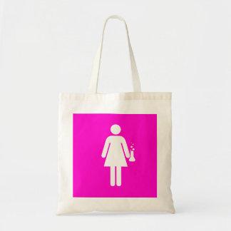 Girl Scientist Bags