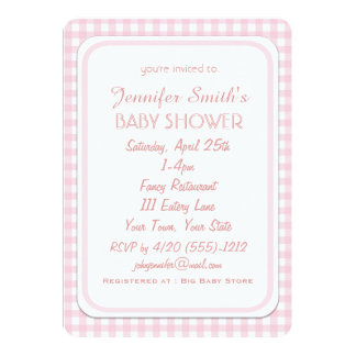 simple baby shower invitations announcements