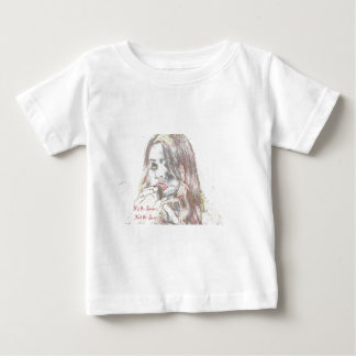 Girl Singer Baby T-Shirt