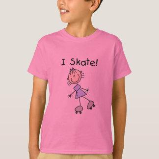 Girl Skater T-Shirt