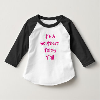 Girl Southern Y'all T-Shirt