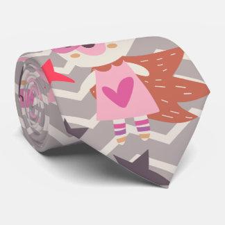 Girl Superhero Bunny Tie