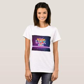 girl t-shirt:good luck T-Shirt