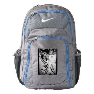 Girl Time... Grey Bag Backpack