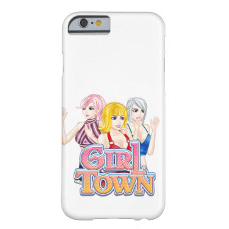 Girl Town iPhone 6 Case