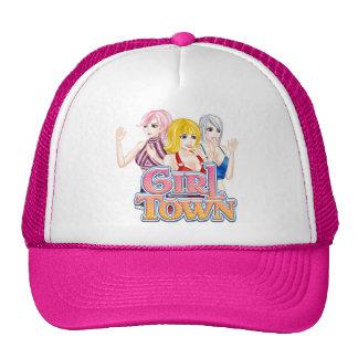 Girl Town Trucker Hat