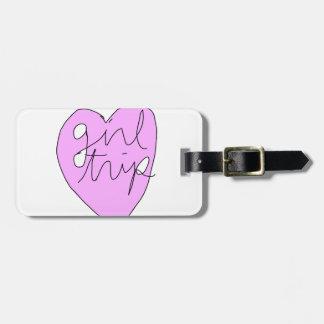 Girl Trip Apparel & Accessories Luggage Tag